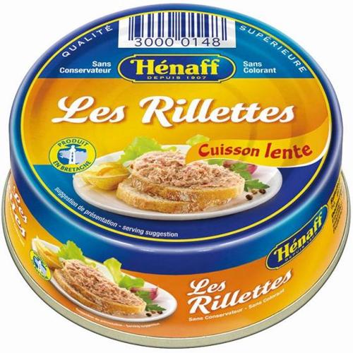 エナフ・豚肉のリエット|オンライン飲み会のおつまみ・朝食に|おすすめのフランス輸入食品|プチギフトに
