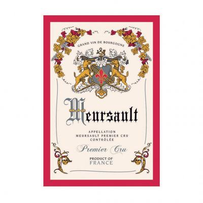 ティータオル│フランス・ブルゴーニュ・Meursault│【フランス雑貨ワイングッズ/ポスター】