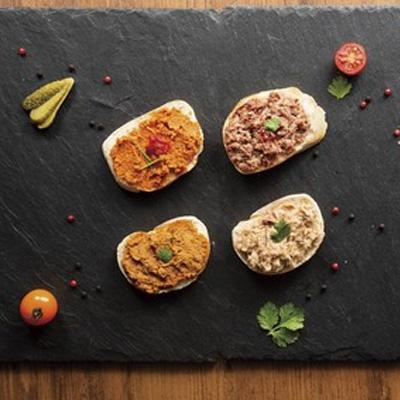 豚肉のリエット(トラディショナル)/エナフ|プチギフト・オンライン飲み会のおつまみに|おすすめのフランス輸入食品