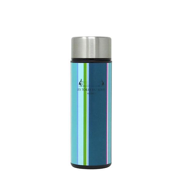 人気のミニ水筒・レトワールデュソレイユ ポケミニ まほうびんボトル140ml(サマルカンド ヴェール ターコイズ/SAMARCANDE Vert Turquoise)