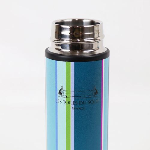 人気のミニ水筒・レトワールデュソレイユ|ポケミニ まほうびんボトル140ml(ソルベ ペタル ブラン/SORBETS Petale Blanc)