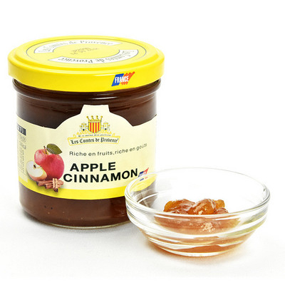 アップルシナモンジャム/コント・ド・プロヴァンス 【Les Comtes de Provence】おすすめのフランス輸入食品