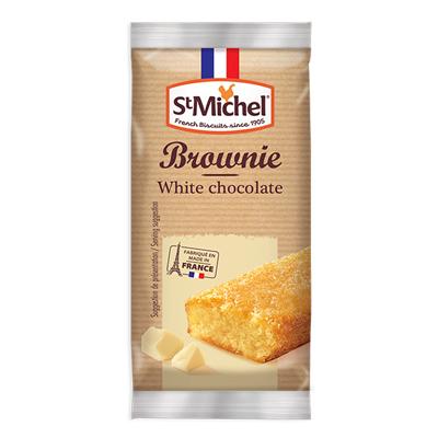 ホワイトチョコレートブラウニー 7個入り 【St Michel/サンミッシェル】フランスのお土産・プチギフトに 輸入菓子
