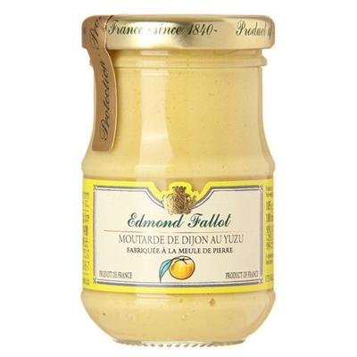 ファロ・ゆず・マスタード|おすすめのフランス輸入食品|プチギフトに