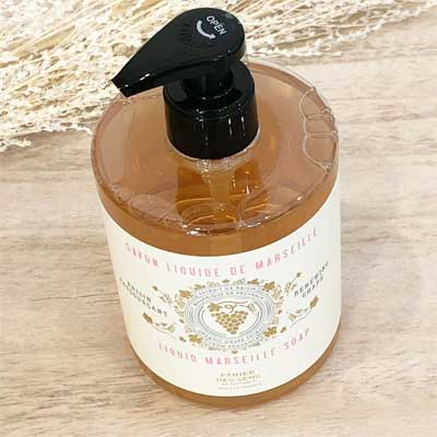 ホワイトグレープの香り|南フランスの石鹸ブランドのボディソープ|パニエデサンス・リキッドマルセイユソープ・リニューインググレープ【Panier des Sens】フランス石鹸ブランド