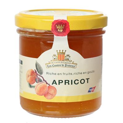 コント・ド・プロヴァンス・アプリコットジャム/パリ国際農業見本市、農業コンクールで2018年金賞受賞   【Les Comtes de Provence】おすすめのフランス輸入食品
