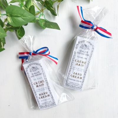 サンタールエボーテ|コットンリネンの香りのフランス製ハンドクリーム|フレンチクラシックシリーズ<母の日・プチプラプレゼントにおすすめ><乾燥対策・保湿に>