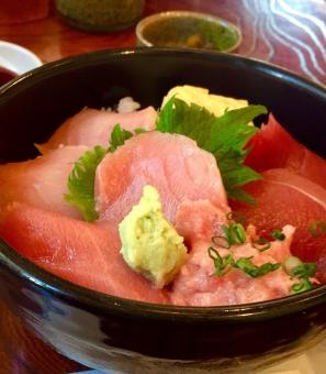 生本マグロ大トロ(畜養)・約300g【最高に脂がのってます】刺身、寿司などでお召し上がりください。