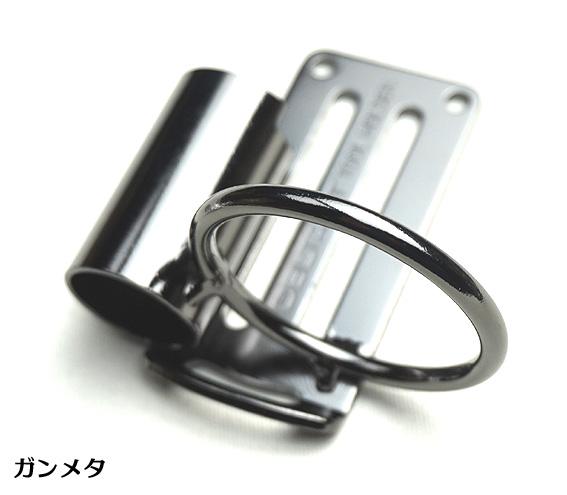 【超軽量アルミ仕様】  ツールフック 工具差し パイプ1本  DT-ATH-05<BR>軽量アルミ・60mm巾対応・落下防止用穴付き<BR>