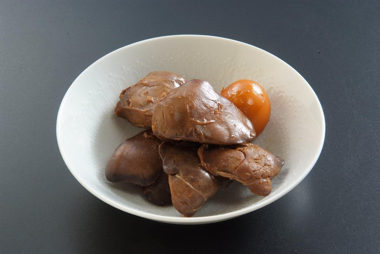 ≪冷凍≫鶏肝のしぐれ煮