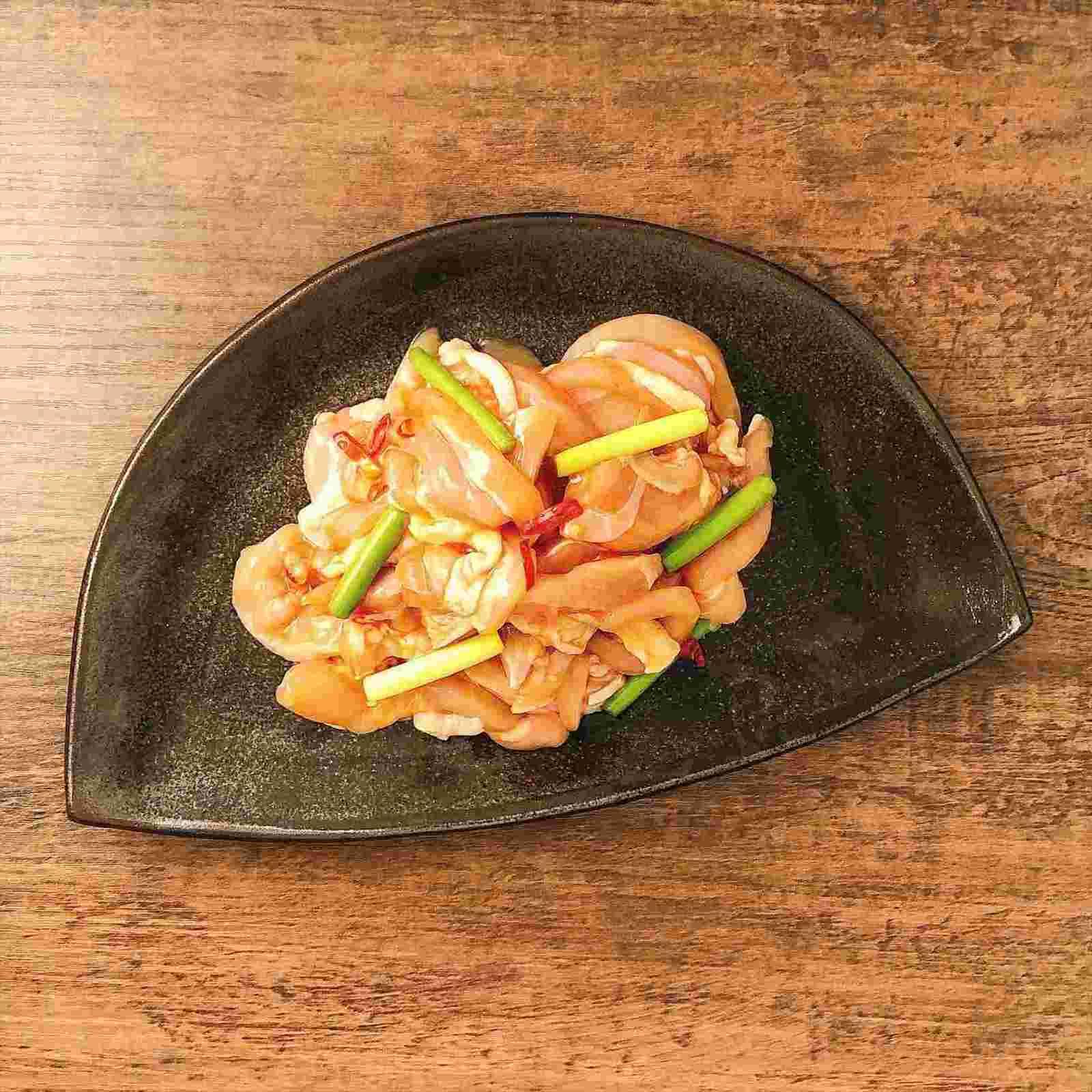 鶏珍炒(ケイチンシャオ)