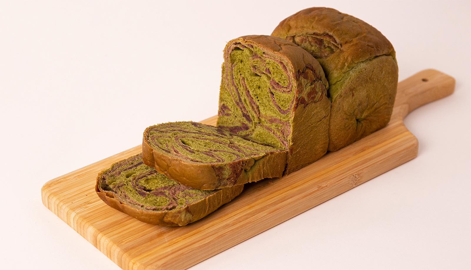 店頭でも即完売!ずっしりあんこの入った あん食パン2本セット