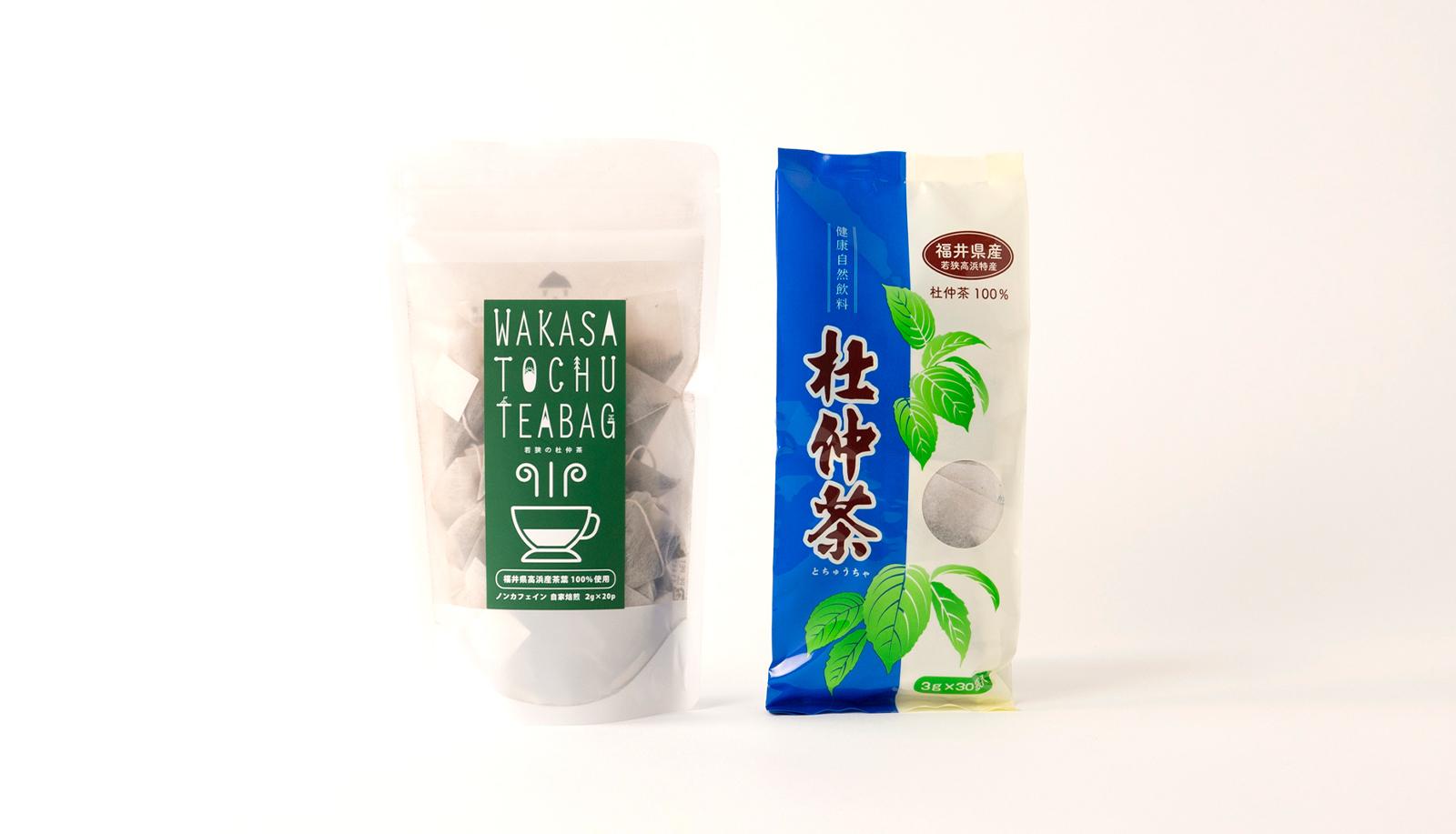 栄養たっぷり、飲みやすさを追求!自然栽培の 高浜産杜仲茶