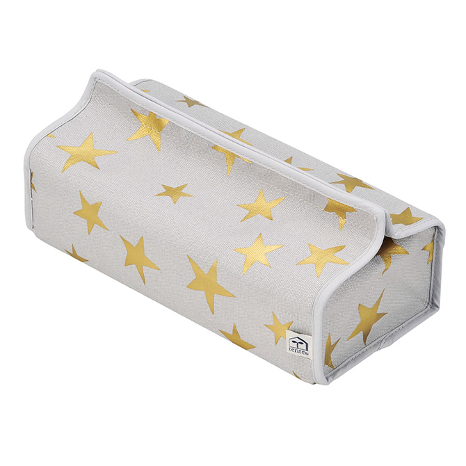 HEMING'S ヘミングス tente(テンテ)  enfant(アンファン) STAR ティッシュカバー
