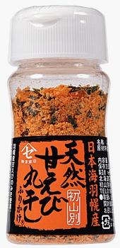 天然甘えび 丸干し ふりかけ (40g)
