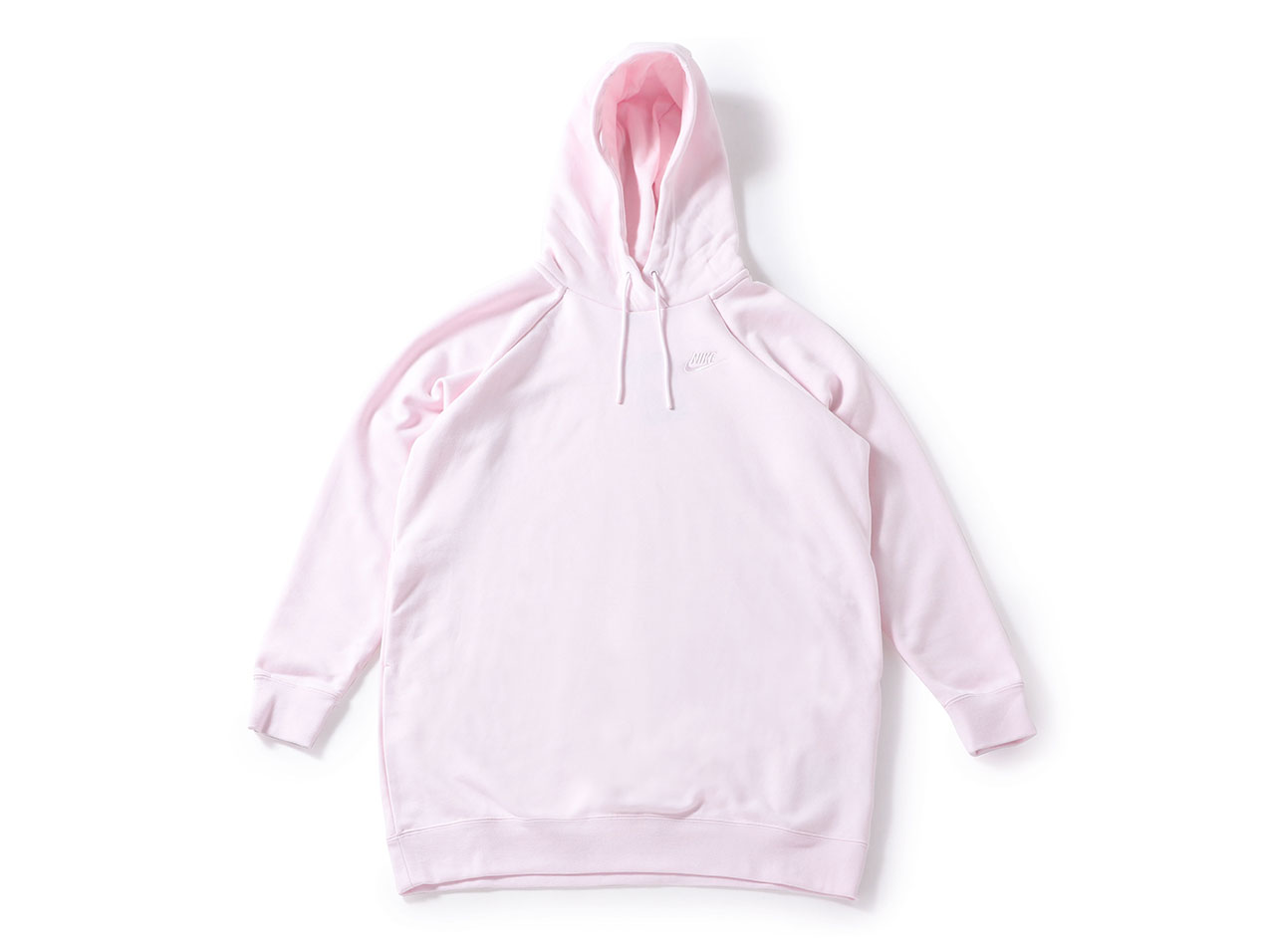 【SALE】NIKE W NSW PO HOODIE DRESS PSTL