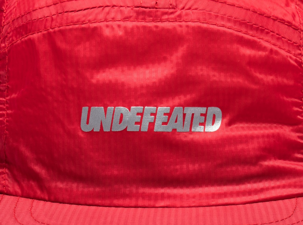 【SALE】UNDEFEATED LOGO CAMP HAT
