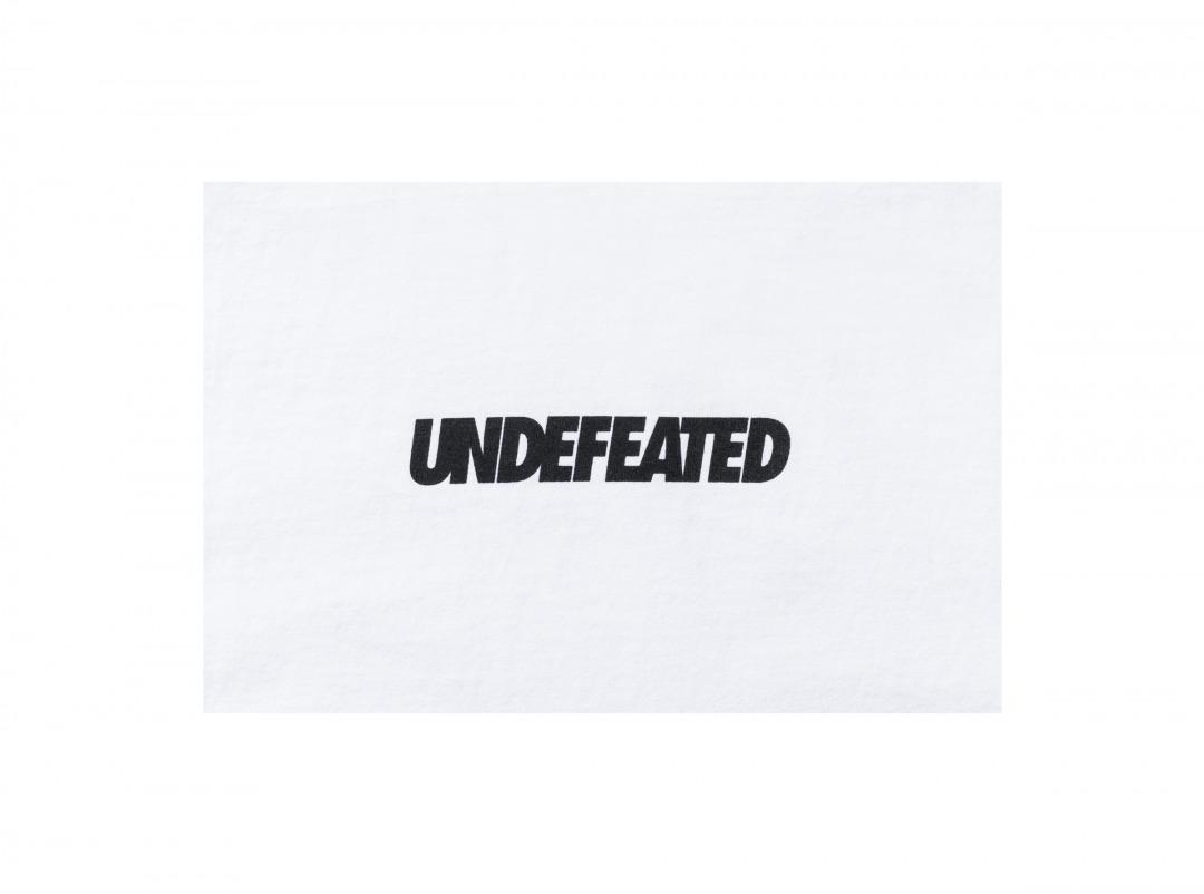 UNDEFEATED LOGO S/S TEE