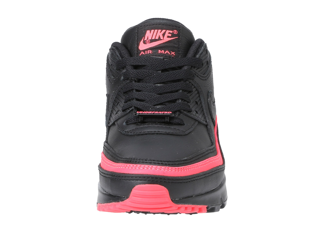 【SALE】UNDEFEATED × NIKE AIR MAX 90 - BLACK/RED