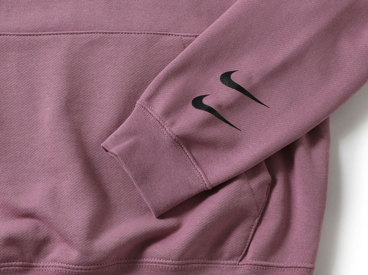 【SALE】NIKE WOMENS SWOOSH FRENCH TERRY HOODY
