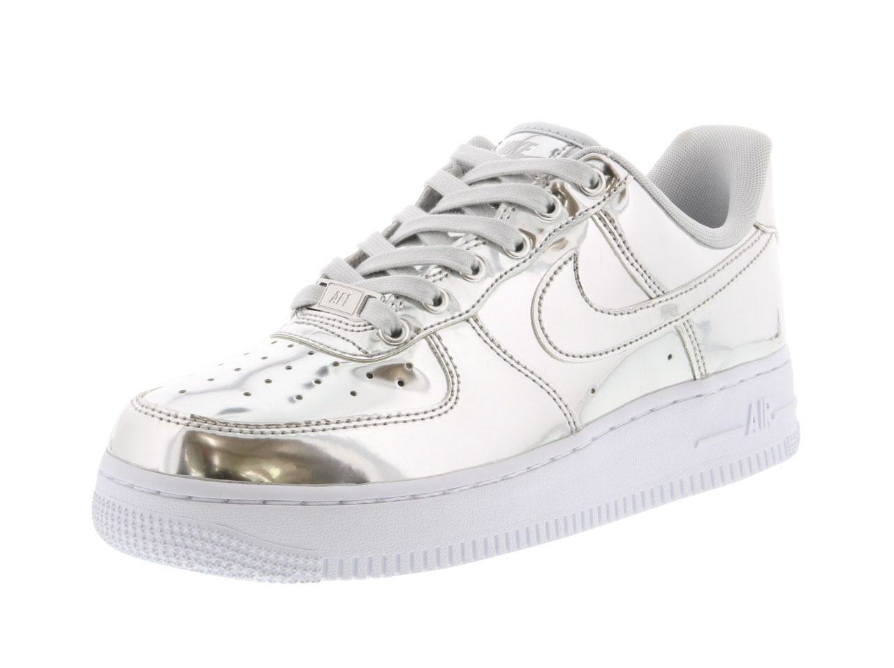 【SALE】NIKE WOMENS AIR FORCE 1 SP - CHROME