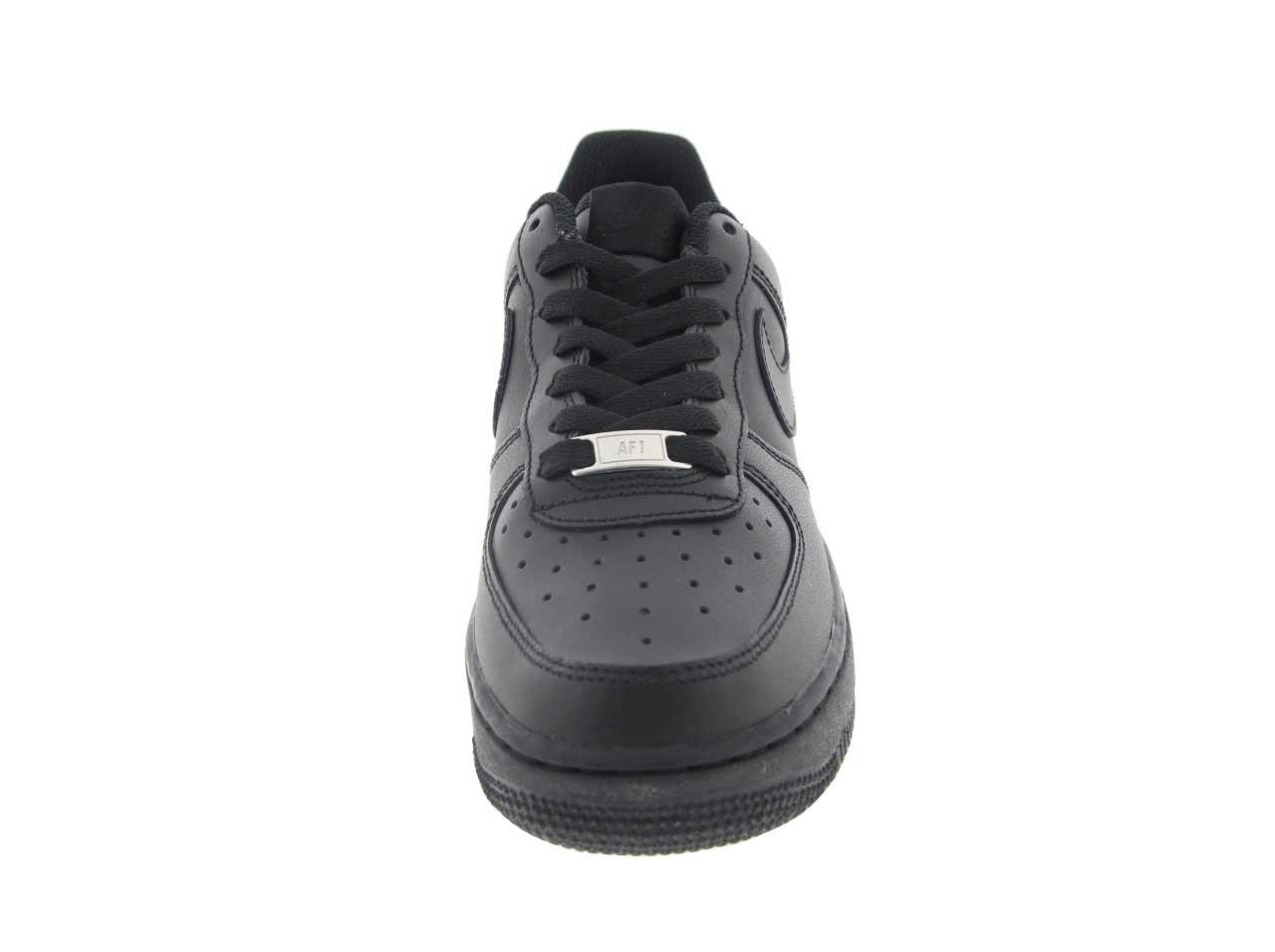 NIKE WMNS AIR FORCE 1 07 - BLACK/BLACK