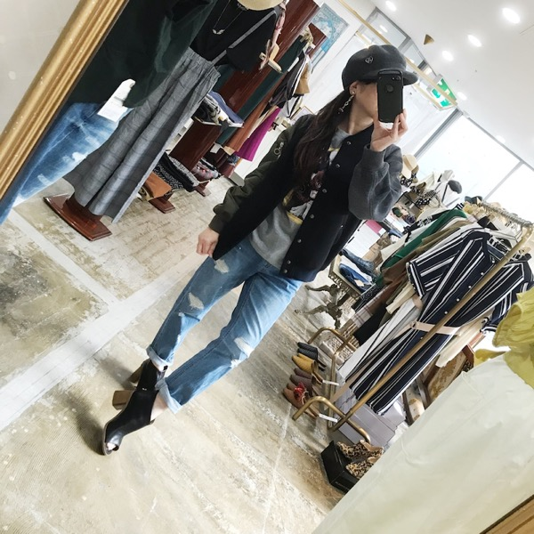 【SALE】17800→12460 COOLA(クーラ)/Basic Boy's デニム