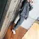 CHIGNON(シニヨン)/フラップポケットスラックスパンツ