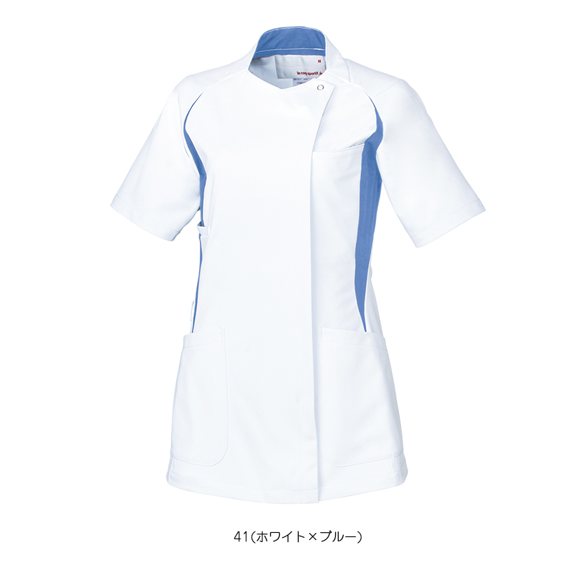 【返品不可】ナースウェア ジャケット [女性用] UQW1052 ルコックスポルティフ