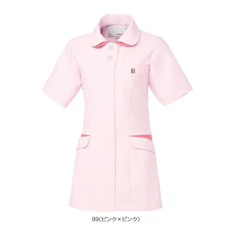 【返品不可】ナースウェア ジャケット [女性用] UQW1040 ルコックスポルティフ