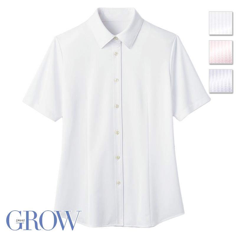 半袖ブラウス GBSL-1665 【C】 GROW / グロウ