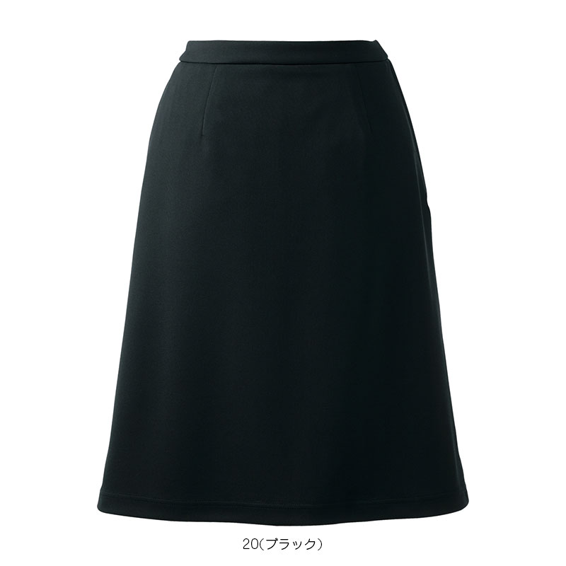 Aラインスカート U92155 【5号-19号】 UNILADY ユニレディ