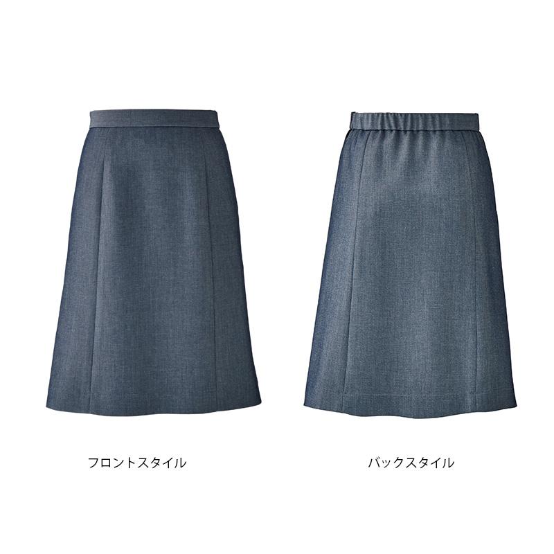 Aラインスカート 77-AS2806