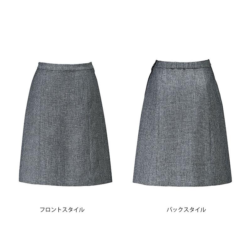Aラインスカート 77-BCS2105