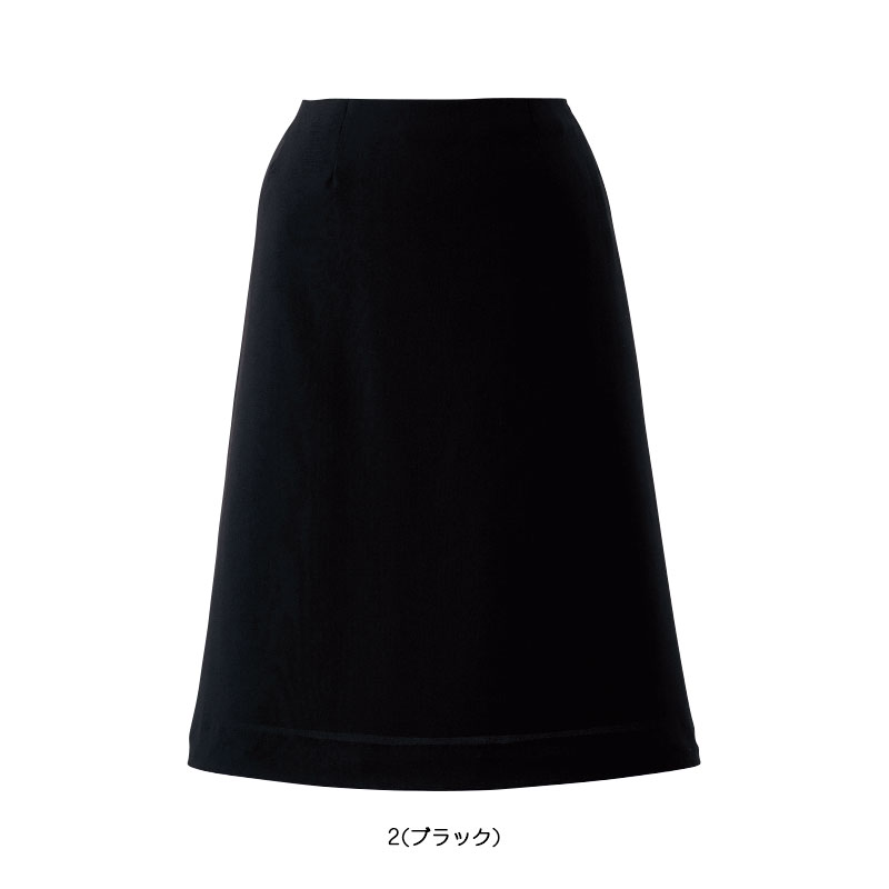 Aラインスカート(丈長め) 56615 【5号-15号】 enjoie アンジョ ア