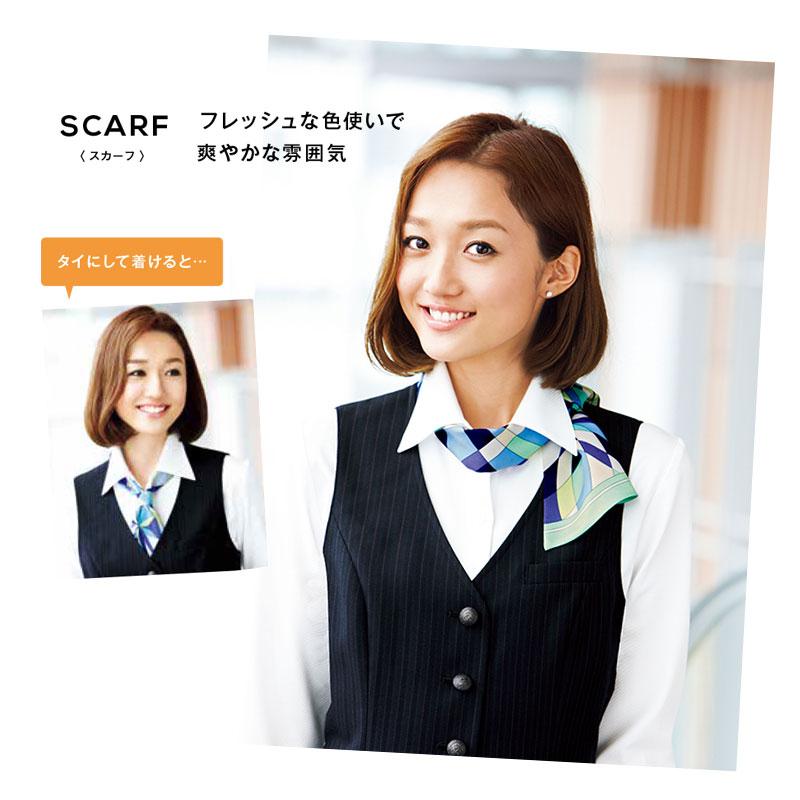 スカーフ 77-BA9123