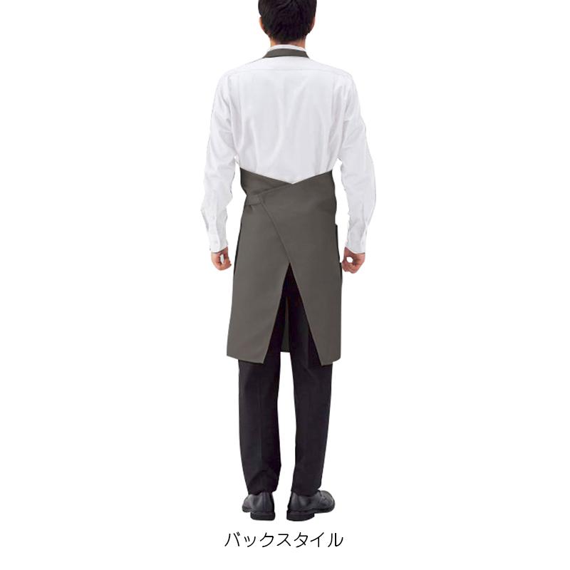 胸当てエプロン(首掛け型)[男性用] MN90