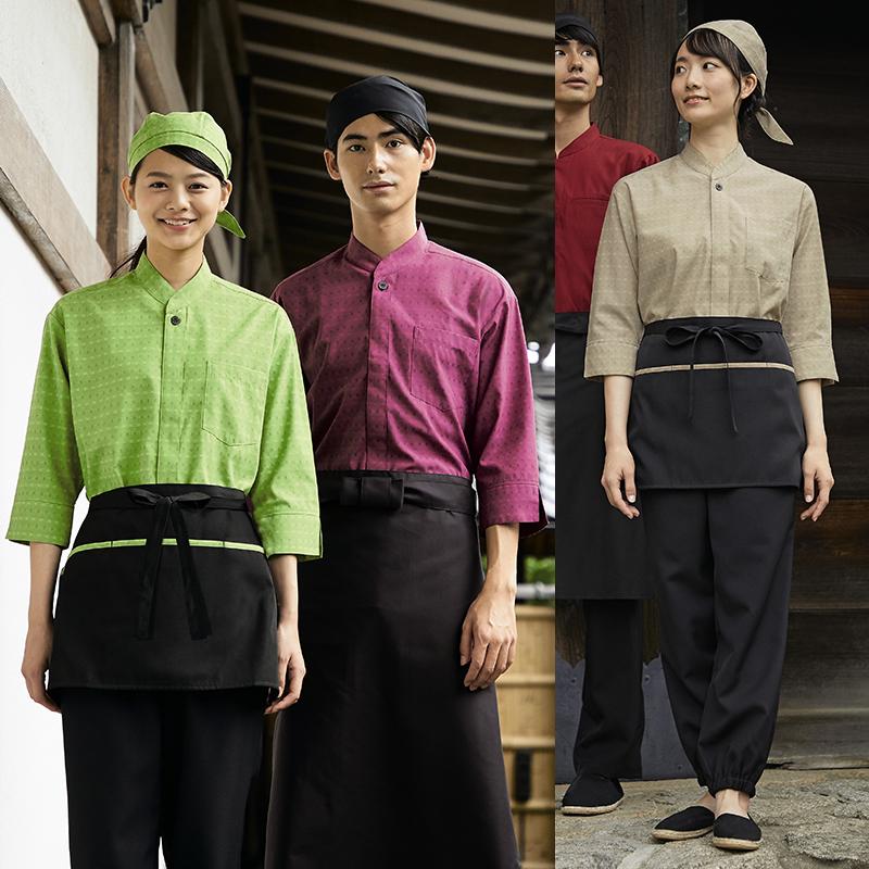 七分袖シャツ[男女兼用] MC6955