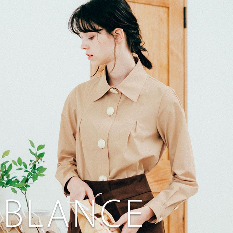 長袖 ブラウス [女性用] BW8002