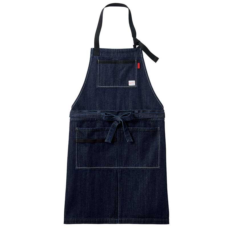 胸あてエプロン [男女兼用]  SBPU-2002