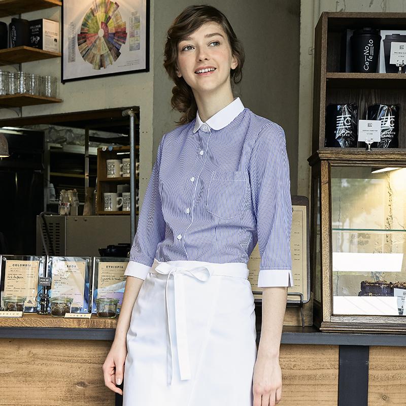 七分袖シャツ [女性用] MC7201