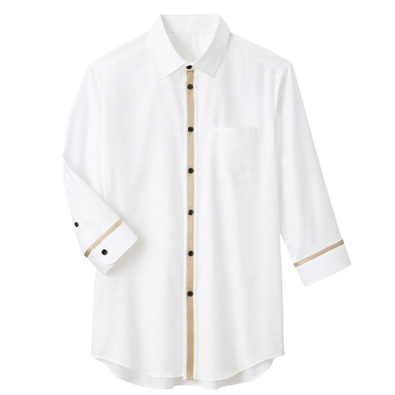 シャツ 七分袖 [男女兼用] SBSU-1811