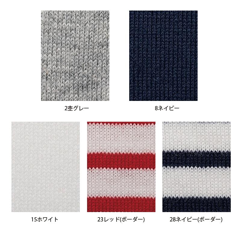 Lee 七分袖Tシャツ [男女兼用] 77-LCT29002