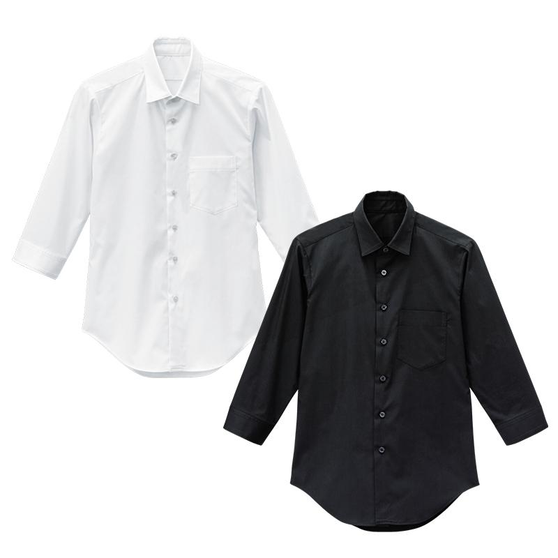 シャツ 7分袖 24312[男女兼用]