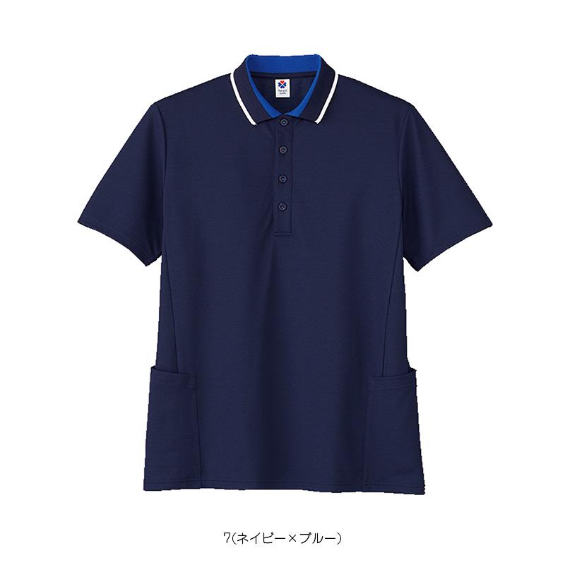 ユニセックスポロシャツ DEOCELL デオセル [男女兼用] 77-TB4504U