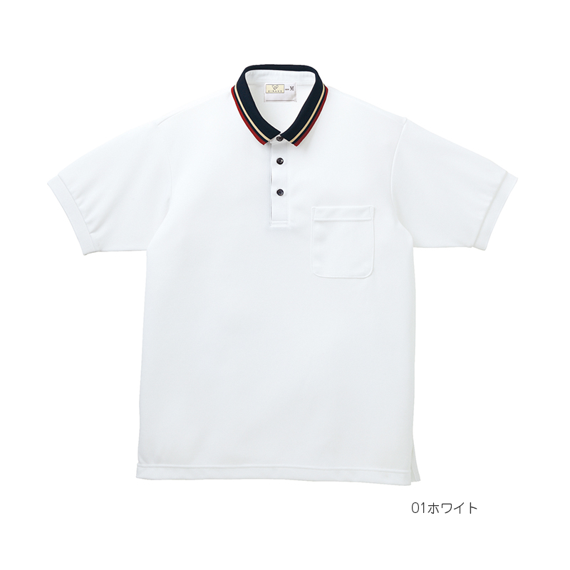 ポロシャツ[男女兼用] CR140
