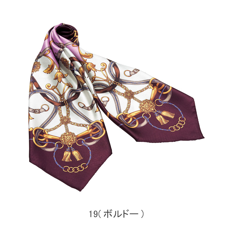 スカーフ [女性用] 77-BA9124