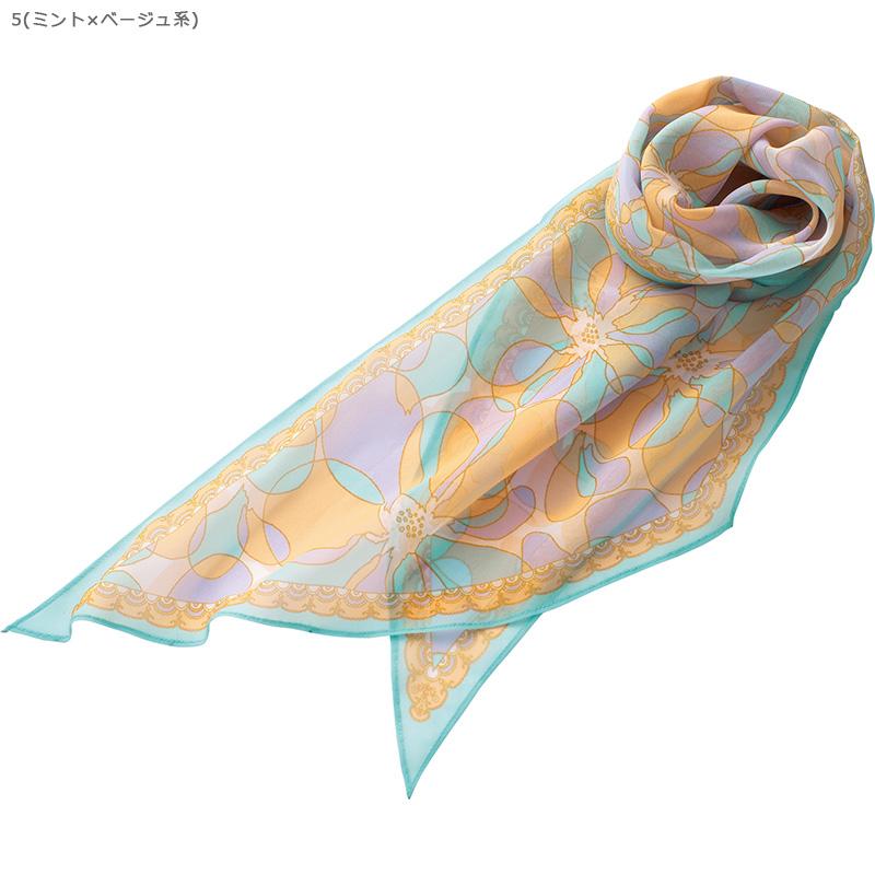 スカーフ [女性用] 8075