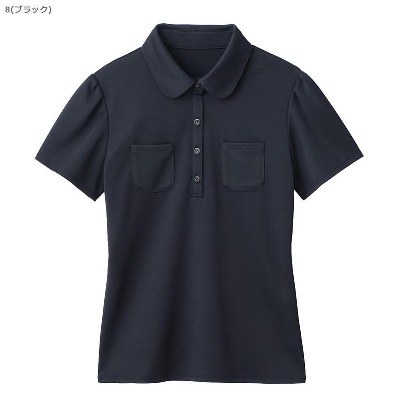 半袖エレガンスポロ [女性用] WP320