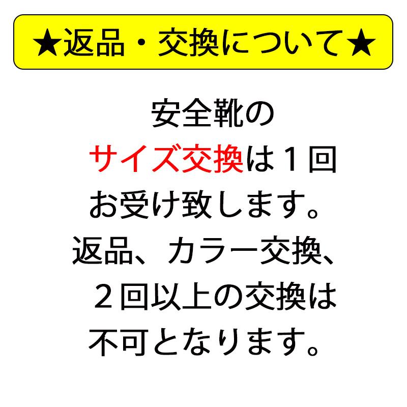 セーフティシューズオールマイティVS [男性用] F1GA1803 【返品・交換不可】